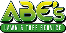 Abe's Lawn and Tree Service Logo